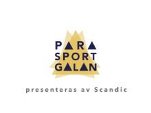 Parasportgalan – presenteras av Scandic