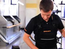 Continentals instruktionsfilm: Så monterar du ett racerdäck