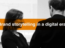Is the brand story being lost in today's digital landscape?