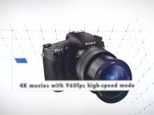 EISA 2017 Sony RX10 III
