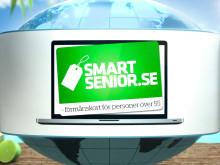 """Smart Senior sponsrar """"Tina på besök"""" i TV4"""