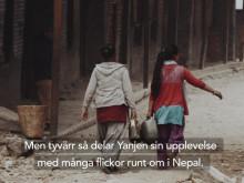 Nepals flickor