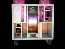 Acetec toppanslutna ventilationsaggregat