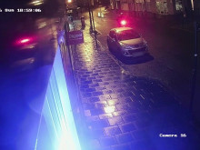 CCTV of Tulse Hill shooting