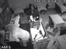 Burglary appeal CCTV