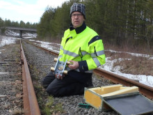 Jan Lundberg, professor vidLuleå tekniska universitet