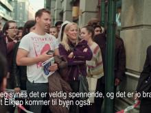 Elkjøp inntar Oslo sentrum