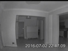 CCTV footage of two men police wish to identify