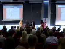 Journalistdebat: DR, Radio24Syv og Version2.dk. Mynewsday november 2013.