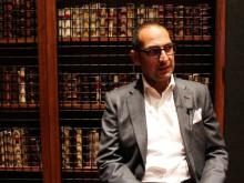 Dr. Jian Farhadi of London talks to Novus Scientific