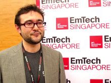 Matthew Romaine, co-founder of Gengo, Inc
