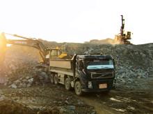 Volvo EC250E och EC300E grävmaskiner - lanseringsfilm