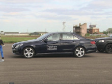 Euro NCAP Demonstration: Pedestrian Autonomous Emergency Braking