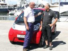 Öresundskraft, Elbilar - Miev, C-Zero, ION – den praktiska stadsbilen