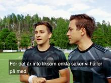 Filmen om SkillTwins på SkillDay i Hudiksvall med 115 barn, via stöd från Sverige Bygger och andra företag