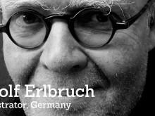 Teleonsamtalet till Wolf Erlbruch