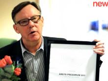 Saint-Gobain Abrasives – Årets Nyhetsrum 2011