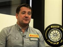 Pirellis Paul Hembery inför Belgiens GP 2011 på Spa Francorchamps