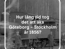 SJ 160 år