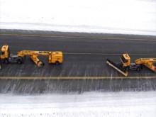 Vinterdrift på Oslo Lufthavn