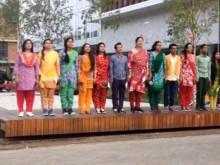 Dansare från Bangladesh möter Umeå inför föreställning på NorrlandsOperan
