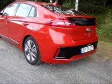 Nye Hyundai IONIQ hybrid