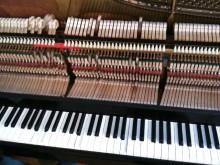 Disklavier – Kungl. Musikhögskolans självspelande piano