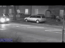 Dagenham attempted rape CCTV