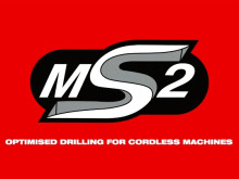 Milwaukee MS2 SDS-plus borr: Upp till 25% snabbare!