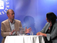 Mattias Lundberg intervjuar Anja Kontor
