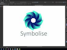 New Symbols tool in Affinity Designer v1.5