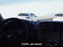Kia Autonomous test drive
