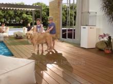 Terrassen aus Kebony: Dauerhaft haltbar und schön