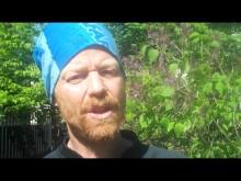 Entreprenören Kristofer Björkman från Outdoormap berättar om Naturkartan