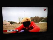 B.A.B.Y. Runners Team Sundsvall på TV4 nyheterna