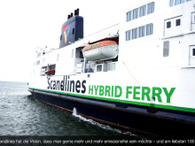 Scandlines' Hybrid-Fähre - Der Weg in Richtung eines nachhaltigen Dänemarks