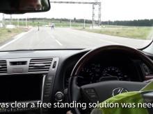 Pedstrian Safety testing
