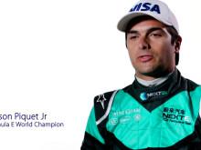 What makes Formula E special by Nelson Piquet Jr, Visa Driver Ambassador