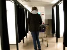 Denise vann unik Ullaredsvinst – se filmen när hon shoppar i ett folktomt varuhus!