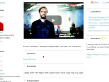 How-To: Publish a Video