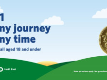 Money saving fares for people aged 18 and under