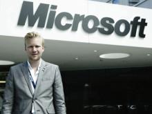 Victor Wodlén - 2012 års vinnare i Business Law Challenge