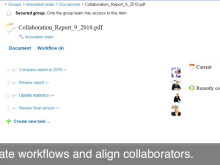 Improve collaboration and innovation with LumoFlow