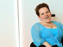 Caroline Bowditch om arbetet som rullstolsburen dansare och koreograf
