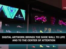 Skohylla blir digital köpupplevelse på Stadium Mall of Scandinavia