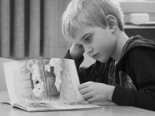 An even shorter film (30sek) about discovering dyslexia in time (English)