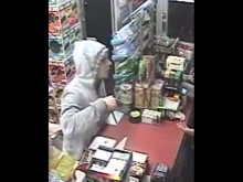 CCTV footage of man police wish to speak with ref: 216810