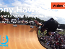 Tony Hawk and Sony ActionCam