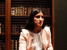 Dr. Anushka Chaudhry of UK talks to Novus Scientific
