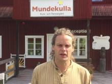 Peter Elmberg bjuder in Mundekulla Music Festival som startar nu på torsdag (18-21 augusti)